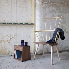 HAUS - Kimble Windsor Chair by Matthew Hilton