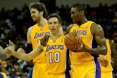 NBA.com: Even with a not-at-full-strength crew, the Lakers saw just how much Steve Nash can add to the mix - http://on.nba.com/UNK7Hn