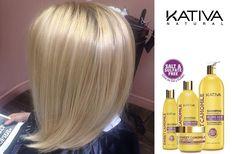 Θεϊκά μαλλιά με τις σειρές περιποίησης Kativa Natural Η σειρά Kativa Sweet Camomile είναι ένα μείγμα από εκχύλισμα χαμομηλιού και μέλι, το οποίο αποκαθιστά το προστατευτικό στρώμα της τρίχας βοηθώντας να διατηρηθεί το ξανθό χρώμα στα μαλλιά ενώ ταυτόχρονα τα προστατεύει από την καθημερινότητα. Εχει σχεδιαστεί για να δώσει περισσότερη φωτεινότητα και φως στα ξανθά μαλλιά και να ενισχύσει κάθε ίνα της τρίχας από το πρώτο λούσιμο. Οί δικές σας φωτογραφίες!