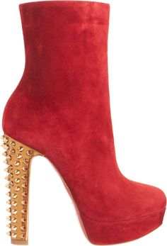 best replica christian louboutins - 1000+ images about Shoe Booties \u0026amp; Boot By Christian Louboutin on ...