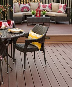 TimberTech's Tropical Caribbean Redwood is available from McCabe Lumber in the #Cincinnati area. #housetrends https://www.housetrends.com/specialist/McCabe-Lumber