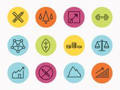 Changemaker Icon Set by Urban Influence