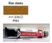 Λάδι ζωγραφικής Raw sienna 234 Amsterdam Oil