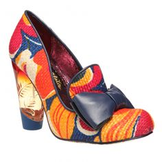 Ditch the bow and these shoes would be fabulous!
