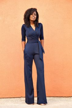 Jumpsuits are classy, trendy, & great for first impressions! | Mesonista