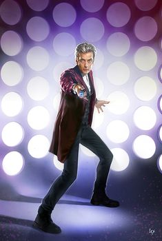 12th Doctor, Twelfth Doctor, Peter Capaldi Doctor Who, Artwork Ideas, Dr Who, Great Pictures, Nerd Stuff, Aesthetics, Take That