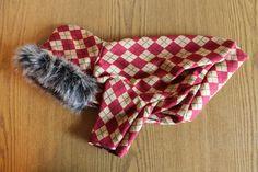 Одежда для собак, шьем сами. \ How to Make a Dog Coats, Sewing.