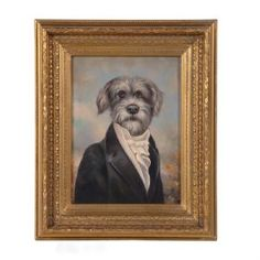 Mr Dawg Antique Wall Hanging