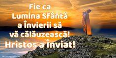 Fie ca Lumina Sfântă a Învierii să vă călăuzească! Hristos a Înviat! Easter Bunny Pictures, Paste, Romania