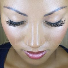 Lady Lash .co.uk Russian volume eyelash extensions