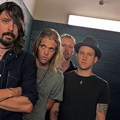 Foo Fighters, just wondering where Pat Smear is?