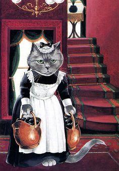 """Maid"" par Susan Herbert"