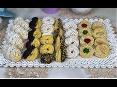 100 biscotti da Tè diversi con 1 solo impasto da regalare a Natale - Tea Biscuits Easy Recipe - YouTube Donuts, Biscuits, Bakery Box, Muffins, Biscotti Cookies, Best Banana Bread, Italian Cookies, Cannoli, Mini Desserts