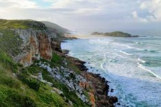 Robberg Beach, Cape Town, Western Cape Accommodation, South Africa | westerncapestays.co.za Cape Town, South Africa, Westerns, Landscapes, Beach, Water, Outdoor, Paisajes, Gripe Water