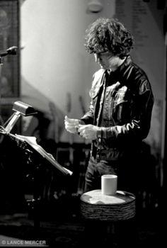 working on Yield... Eddie Vedder - pearl jam
