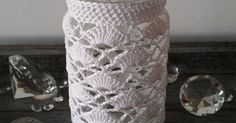 I love to crochet jar covers and because my Shell jar pattern has been so popular, I decided to do another pattern for you :) Please don'...