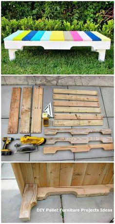 New DIY Pallet Proje