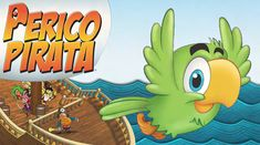 Promotional video by Damian Hadyi. 2014 // PERICO PIRATA, a unique interactive storybook app for toddlers and kids. It stands out for its visually stunning presentation, funny interactivity and fantastic playability.