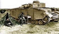 Pz.IV Ausf.H - Pz.Rgt.35/4.Pz.Div. - Russia '44