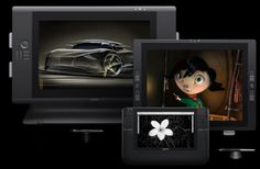 Graphic Tablets for #Designers. Introducing #Intuos, #Cintiq, #Bamboo tablets+!