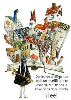 spanish quote about kids reading frase sobre leer frases para