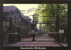 Auschwitz Birkenau German Nazi Concentration and Extermination Camp (1940-1945)