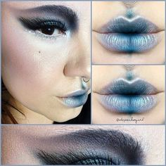 Brilliant Alien Makeup. 23 Cool & Crazy Ideas https://fazhion.co/2017/09/15/alien-makeup-23-cool-crazy-ideas/ he sight of lips, for example, is sufficient to make some folks salivate in lust. You're holding in your hands the only copy of the absolute most incredible book on the planet, The Book of Solutions