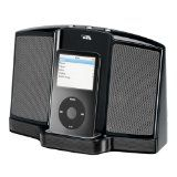 Cyber Acoustics Portable Digital Docking Speaker for iPod (Black). Black Portable Digital Ipod Docking Spkr Sys Batt Or Ac Power Ipod Speakers, Ipod Dock, Audio Player, Cell Phone Accessories, Ipad Accessories, Acoustic, Iphone Cases, Digital, Ebay