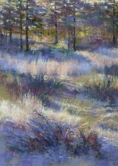 Artist: Barbara Newton, Pastels
