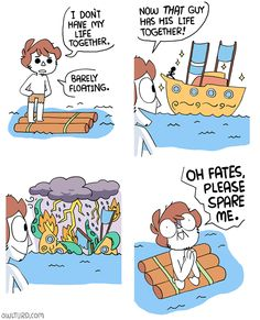 Tap to see the meme Tumblr Funny, Funny Memes, Jokes, Shen Comics, Owlturd Comix, Funny Cute, Hilarious, Rage Comic, 4 Panel Life