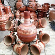 Master Bedroom Redo, Clay Pots, Pottery, Mom, Mud, Mexicans, Viajes, Cooking, Ceramica
