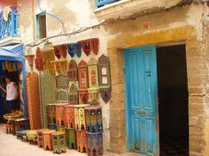 Morocco #bohemian #decor