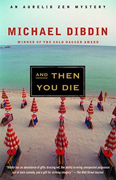 And Then You Die by Michael Dibdin https://www.amazon.com/dp/B0012SMGLA/ref=cm_sw_r_pi_dp_x_Z81PxbJ6DYN0X