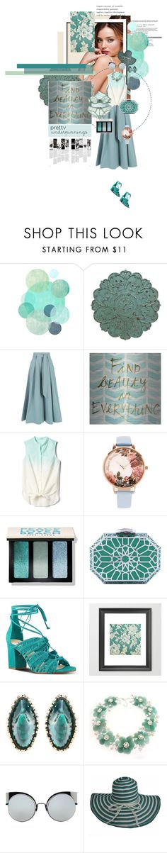 """""""The Prettiest Underpinnings"""" by nosleeptilbrooklyn ❤ liked on Polyvore featuring Victoria's Secret, Temperley London, Marmont Hill, Gap, Olivia Burton, Bobbi Brown Cosmetics, Nine West, Givenchy, Fendi and contestentry"""