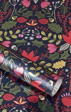 print & pattern: XMAS 2015 - marks & spencer
