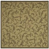 Found it at Wayfair - Courtyard All Over Ivy Rug