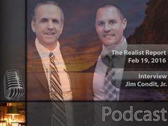 Interview with Jim Condit Jr - Helpful Tidbits