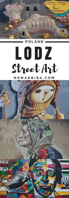 Poland: Street Art i