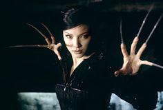 Kelly Hu as Lady Deathstrike in X-Men 2003 Kelly Hu, X Men, Female Villains, Female Characters, Marvel Villains, Fictional Characters, Lady Deathstrike, Bryan Singer, The New Mutants