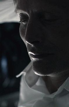 Mikkelsen finds the perfect balance between false empathy and alien removal, his tone of voice always suggesting that he cares but never rising out of its monotonous, controlled calm. Even in the most emotionally-charged situations, he barely speaks above a whisper, a father of lies who rarely reveals what he's really feeling. At times, he seems more reptilian than human, one in a long line of snakes going back to the Garden of Eden.