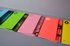 Looks like good Graphic Design by Daniel Freytag in Brochure Layout Graphic Design Print, Graphic Design Inspiration, Print Layout, Layout Design, Design Visual, Folders, Magazin Design, Leaflet Design, Buch Design