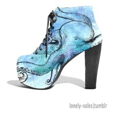 LONELY-SOLES ❤ liked on Polyvore