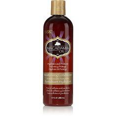 Hask - Macadamia Oil Moisturizing Conditioner