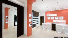 Ottica CASALE, Corsico (MI)  project ARKETIPO DESIGN Milano (Italy) www.arketipodesign.it