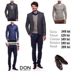 Shop The Look, 1.103 lei don-men.com #shoponline #shopnow
