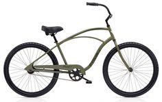 Electra Cruiser 1 bicycle Matte Khaki