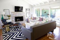 Modern Beach House || Shea McGee Design