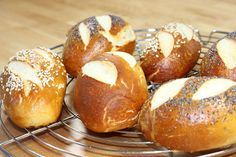 Mauricette - Petits pains alsaciens