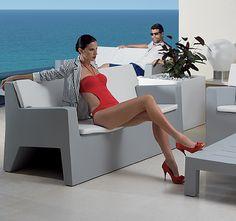 Jut Lounge Gartenmöbel