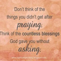 Let go-Let God